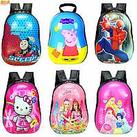 Рюкзак рюкзачек детский с принцесами кити фея спанчьбоб спайдермен пепа миньен стильный качественный