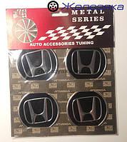 Наклейки на колпаки Honda (60 мм)