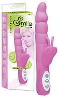 Hi-tech вибратор Smile Fancy Vibrator Pink