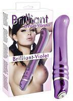 Стимулятор G-точки - Brilliant Violet Vib