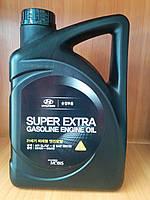 Масло моторное Mobis Super Extra SAE 5W30 ✔ емкость 4л