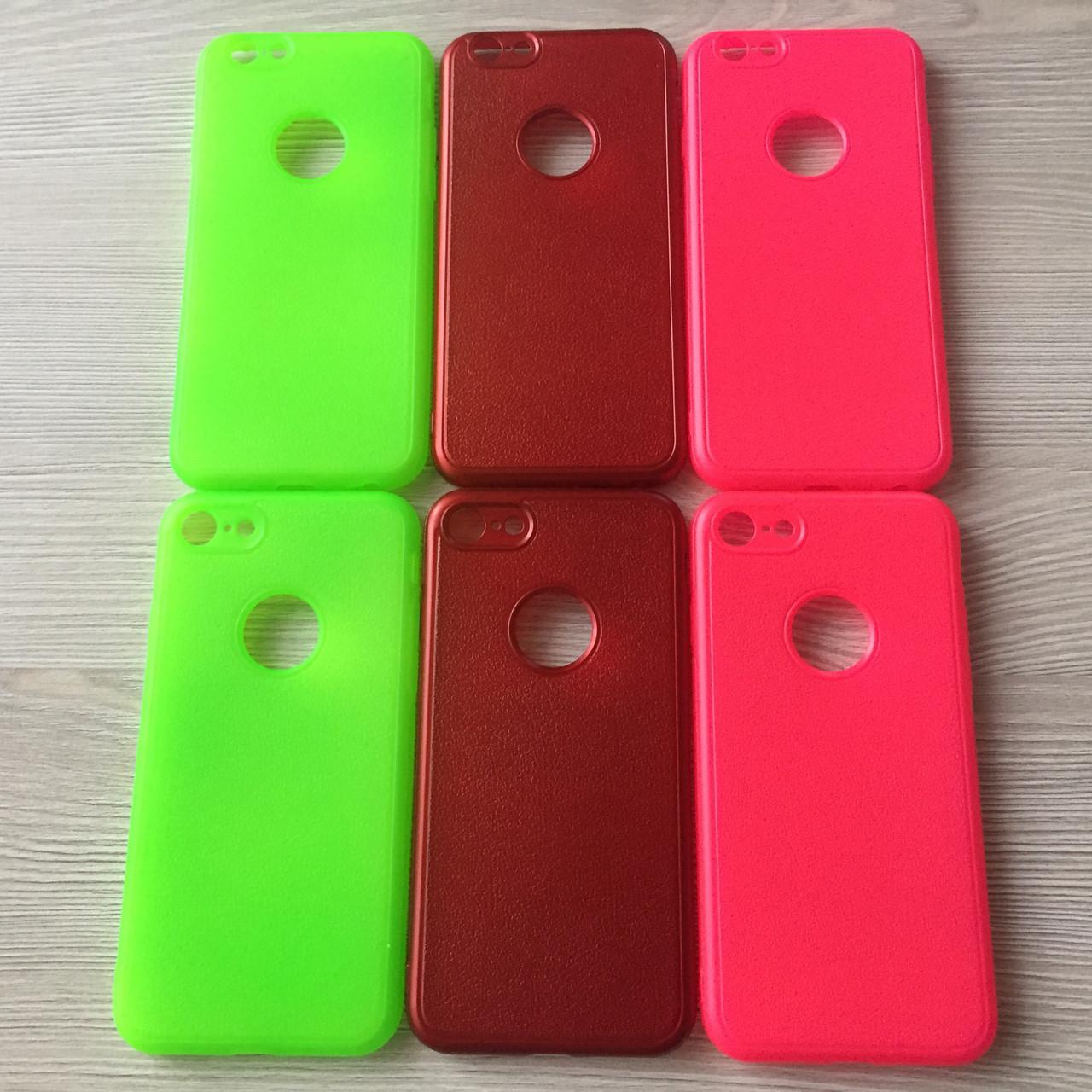 чехол iphone 7 силикон