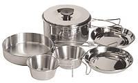 Набор посуды из нержавеющей стали Tramp TRC-001