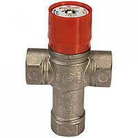 Термостатический смесительный клапан для горячего водоснабжения 38-60°С 1'' Giacomini R156X005