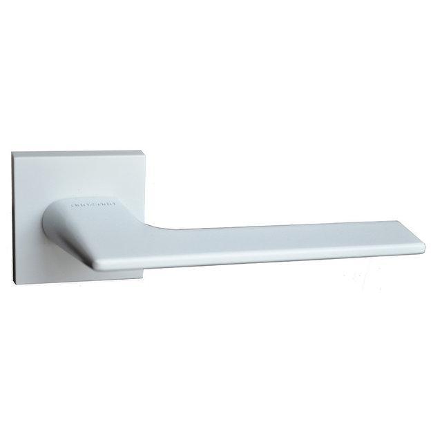 Дверная ручка ORO&ORO UNICA 065-15E White белая