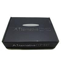 Спутниковый ресивер U2C A1ternativa COMBO HD DVB-S2/T2/C