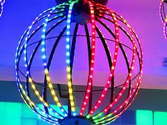 LED сферы и полусферы