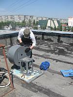 Ремонт двигателя центробежного вентилятора в Киеве