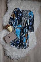 Блуза с вырезами на плечах и поясом River Island, фото 3