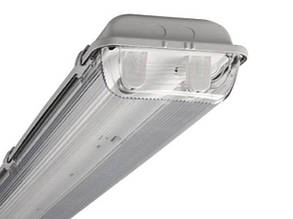 Светильник люминесцентный 2х36 IP65   IP-65