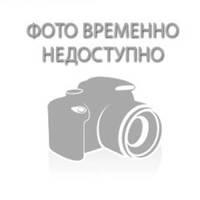 Шапка Искусственный енот размер 56, цвет серо-голубой (зимняя)