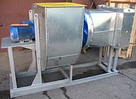 Замена двигателя радиального вентилятора. Киев