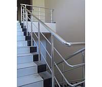 Лестничные перила из анодированного алюминия