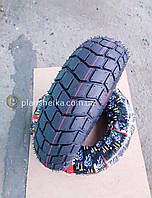 Резина на скутер 130-90-10 бескамерная шоссейная