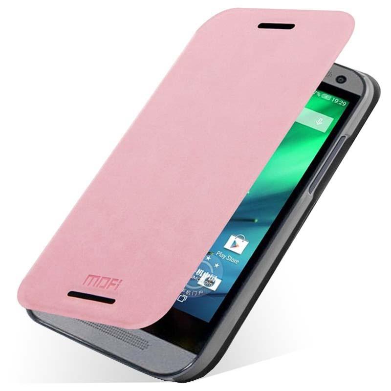 Чехол для HTC One (M8) Pink