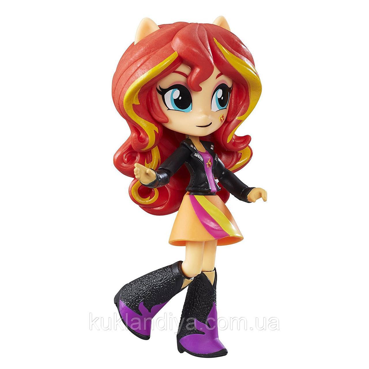 Кукла  минис My Little Pony Сансет Шиммер