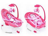 """Колыбель-переноска  Baby Tilly """"Розовый котик"""""""