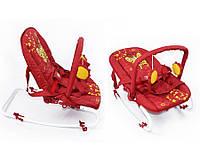 Качалка-колыбель Baby Tilly BT-BB-0001 RED