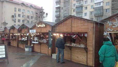 Торговые киоски в городе Ирпень Киевской области