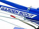 Мотоблок Garden Scout GS 81 D с почвофрезой и сиденьем, фото 4
