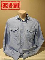 Рубашка мужская 50-52р. Всесезонная;