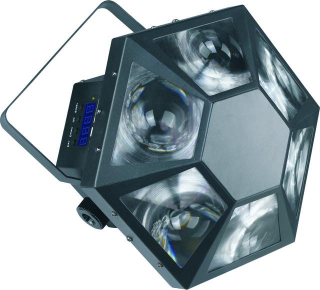 Многолучевые LED приборы