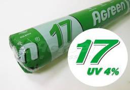 """Агроволокно белое, """"Agreen"""", плотность 17г/м.кв. размер: 1,6х100м"""