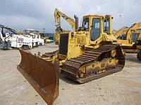 Аренда бульдозера Caterpillar D5H, услуги в Одессе - ООО «Стройтехносервис»