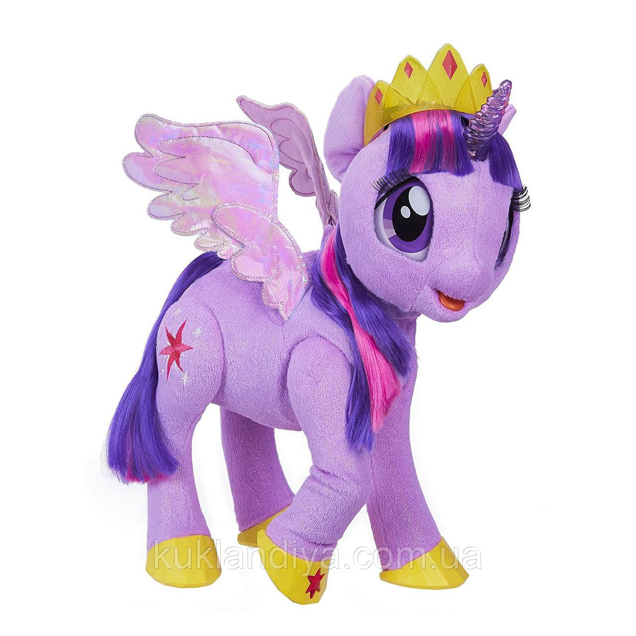 Интерактивная пони Твайлайт Спаркл My Little Pony My Magical Princess Twilight Sparkle