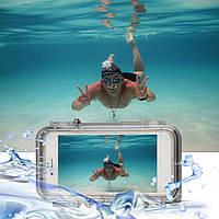 Подводный футляр Экстремальный спорт Водонепроницаемый чехол для iPhone 6 6s SE