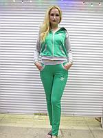 Женский спортивный костюм adidas р 42 р 44