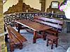 Мебель для ресторанов, кафе и баров из дерева под заказ в Киеве