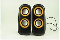 Колонки компьютерные AU-Q5 USB 2.0 12132