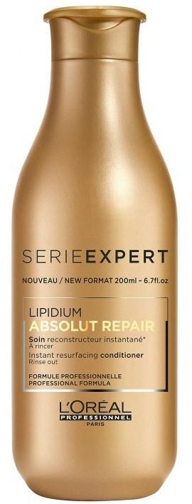 L'oreal Professionnel Absolut Repair Lipidium - Кондиционер для восстановления поврежденных волос, 200 мл