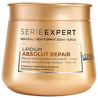 L'oreal Professionnel Absolut Repair Lipidium - Маска для восстановления поврежденных волос, 250 мл