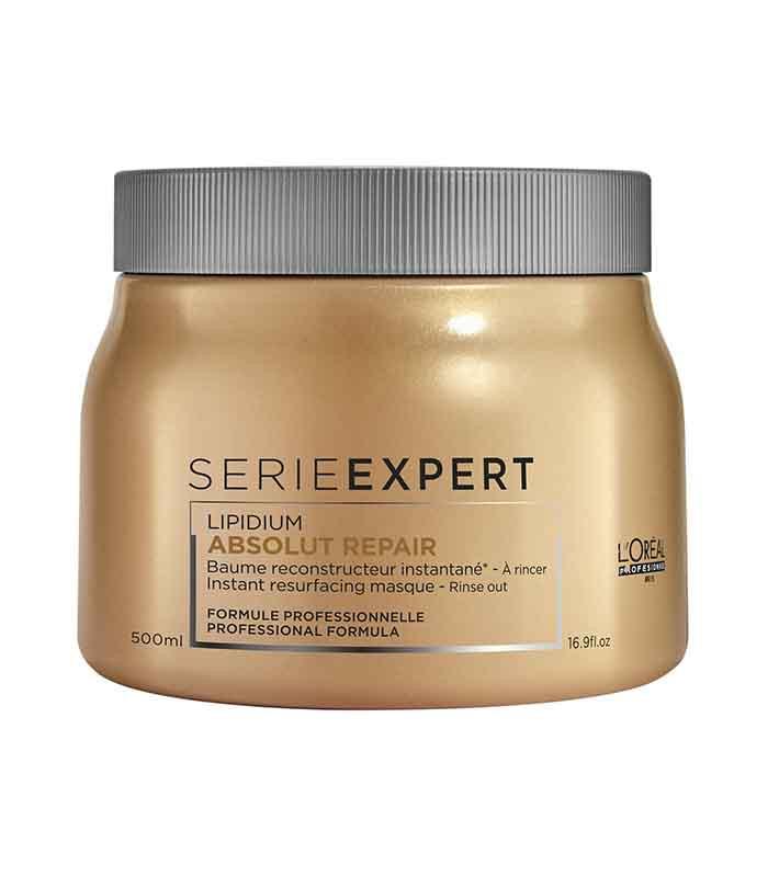 L'oreal Professionnel Absolut Repair Lipidium - Маска для восстановления поврежденных волос, 500 мл