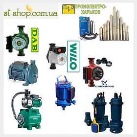 Насосы для отопления и водоснабжения, автоматика и комплектующие