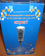 Подовжувач садовий c таймером часу EXPERT ECH-GS2-Rb-3,0-1,5 e-ТМ
