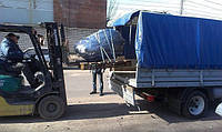 Траспортировка и ремонт вентиляторов. Киев