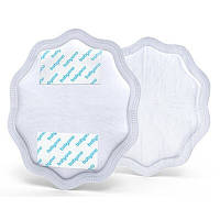 BabyOno Вкладыши лактационные Breast pads 24 шт. white 298/01
