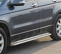 Подножки на Honda CR-V (2006-2012) Хонда срв PRS