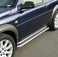 Подножки на Land Rover Freelander (1997-2006) Ленд Ровер Фрилендер PRS
