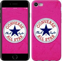 "Чехол на смартфонов Converse. All star. Pink ""3334c-336-9083"""