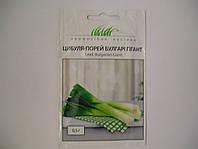 Семена Лук порей Булгари Гигант 0,5 грамма Wing Seed, фото 1