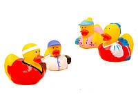Детский набор уточек в ванну ll221
