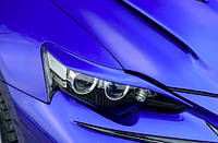 Реснички передних фар Lexus IS 2013-2016