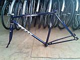 Рама велосипедная, вилка велосипедная, фото 2