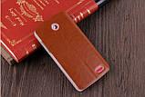 Чехол для Lenovo A516 Mofi Brown, фото 3