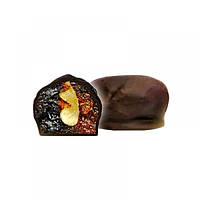Конфеты курага с орехом в обертке  Триоконд 2 кг