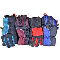 Перчатки мужские лыжные ассорти